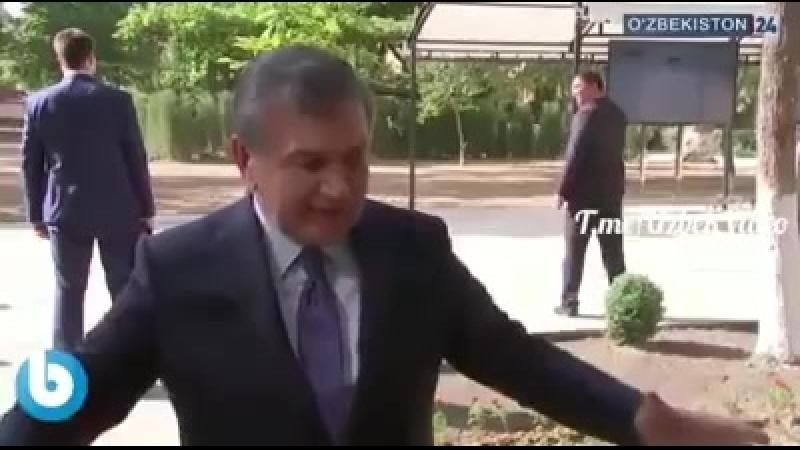 Шавкат Мирзиёев Тошкент аҳолиси билан учрашди joinchat AAAAADv7jmaa ECIP2kiTA