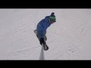 Soft Smooth Snowboarding - Buttering - Flatland - 2018