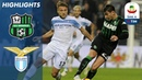 Sassuolo 1-1 Lazio First Draw Of The Season For Lazio Serie A