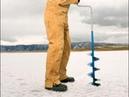 Зимняя рыбалка или приколы с буром.