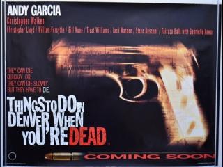Чем заняться мертвецу в Денвере / Things to Do in Denver When You're Dead. 1995. Перевод Андрей Гаврилов