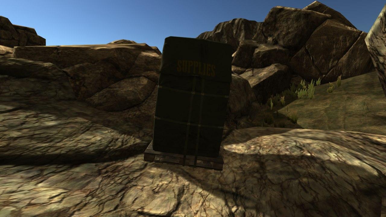 Ящик в игре Rust