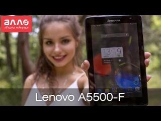 Видео-обзор планшета Lenovo A5500
