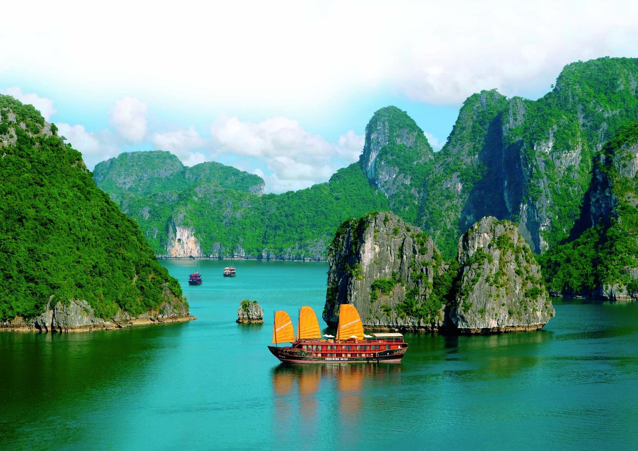 Вьетнам от 39 300 руб.
