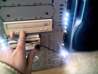 Флоппи защита для супер компьютера CD-PC