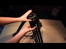 Manfrotto 546B Tripod unboxing