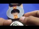 Tesla Secret Free Energy Device Generator Zero Point Powers Light Bulb Magnets