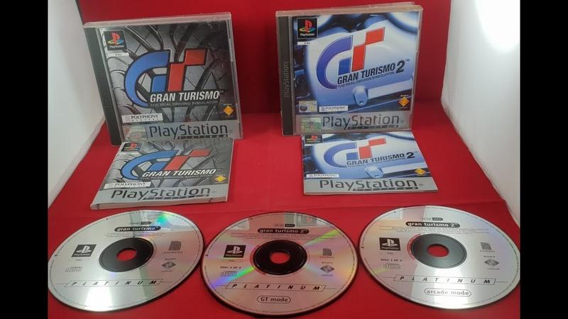 За кулисами Gran Turismo [перевод ролика PlayStation Underground]