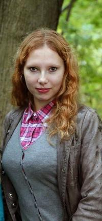 Елизавета Вольмер, 16 июля 1993, Москва, id16284485