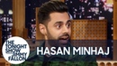 Hasan Minhaj Got Roasted During the NBA All-Star Celebrity Game