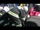 Соревнования Кольчугино Аварийно спасательные работы при ДТП