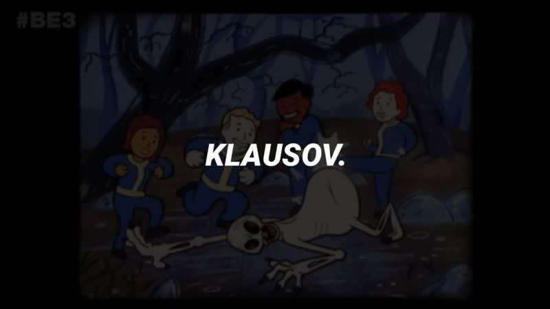 ВТОРОЙ ЭТАП БЕТА-ТЕСТИРОВАНИЯ FALLOUT 76 (W/ KLAUSOV)