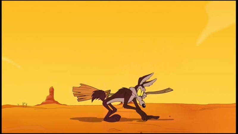 Wile E. Coyote And Road Runner - (Ep. 47) - The Whizzard Of Ow
