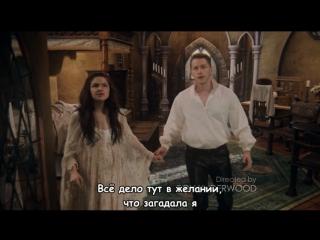 Однажды в сказке Powerful magic (суб) Once Upon a Time 6 сезон 20 серия HD песня Белоснежки и Принца