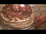 Медовый торт -  Старинный  рецепт)