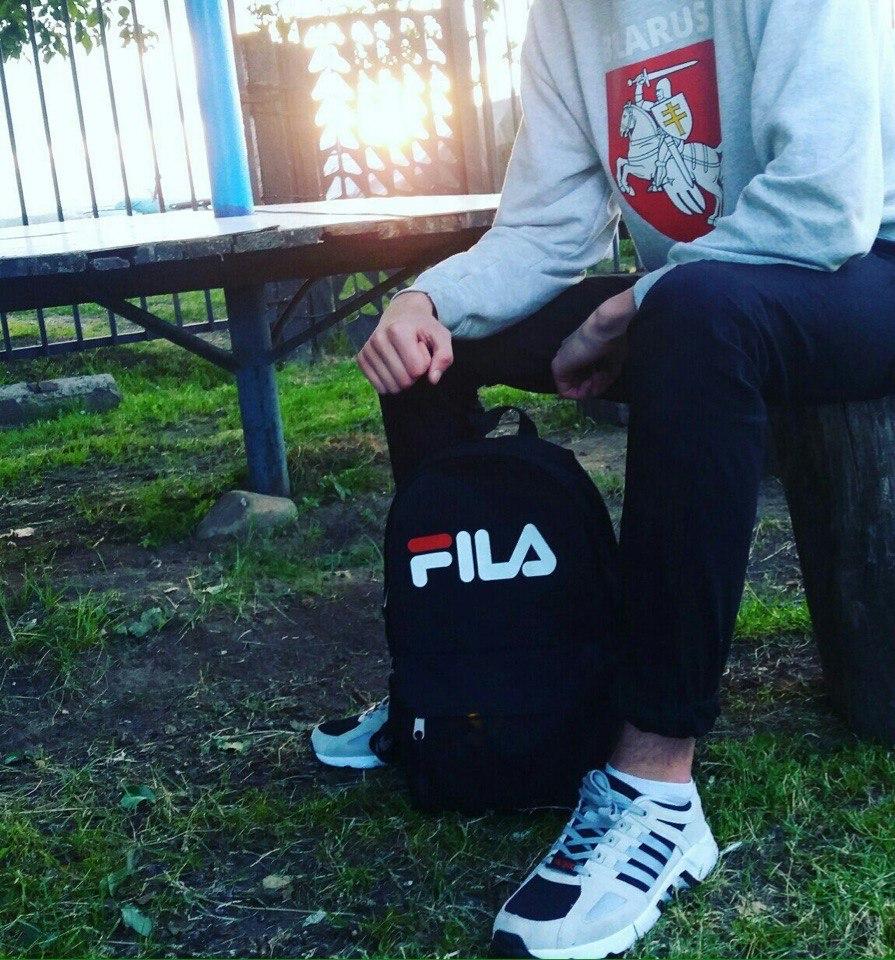 Рюкзаки FILA