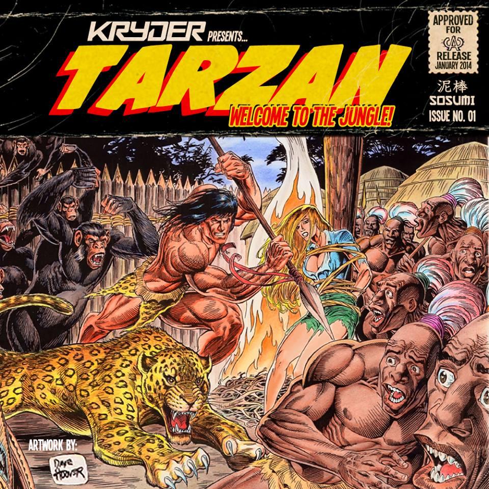 Kryder – Tarzan (Original Mix)