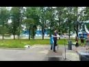 Митинг против Пенсионной реформы на пл.Широкова. 14.07.18