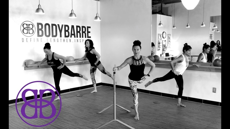 Kick BUTT ( your inner thighs!!) Slider Barre Workout with PAIGE