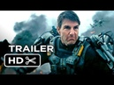 Edge Of Tomorrow Official Trailer 1 (2014) - Tom Cruise, Emily Blunt Movie HD