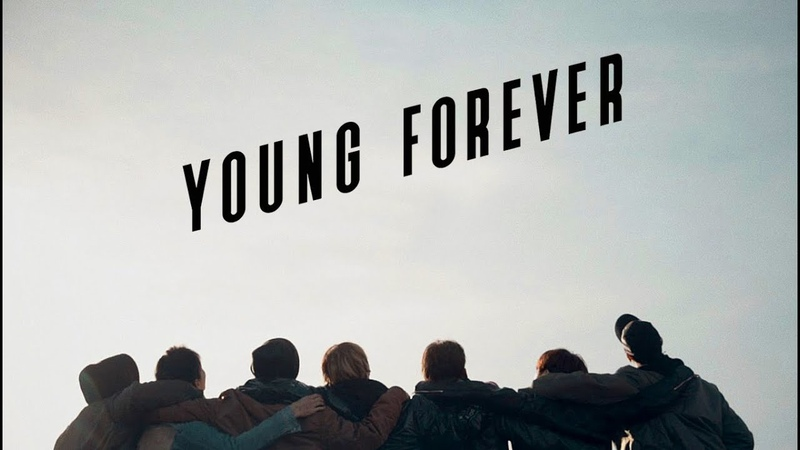 BTS - EPILOGUE Young Forever [SEVENLIGHT Version]