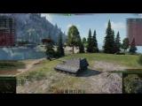 знатный мой бой на Jagdpanzer E 100! ломал корпуса на 1000 хп!!!