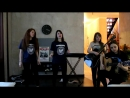 Халва - We'll Rock You/I Want To Break Free/Don't Stop Me Now (cover)