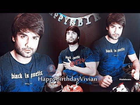 Happy birthday vivian dsena