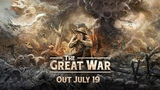 THIS IS THE GREAT WAR!