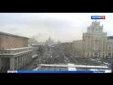 Ледяной дождь, снегопад и морозы: погода проверит москвичей на прочность.