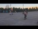 Видео, как Данил падает🙂