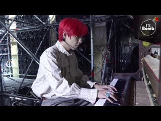 [BANGTAN BOMB] Vs Piano solo showcase - BTS (방탄소년단)