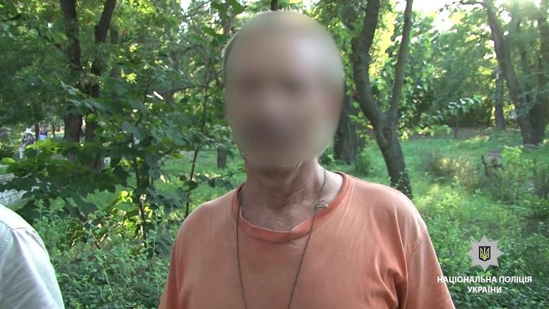 31.07.2018_На Луганщині поліцейські затримали бойовика НЗФ «ЛНР»