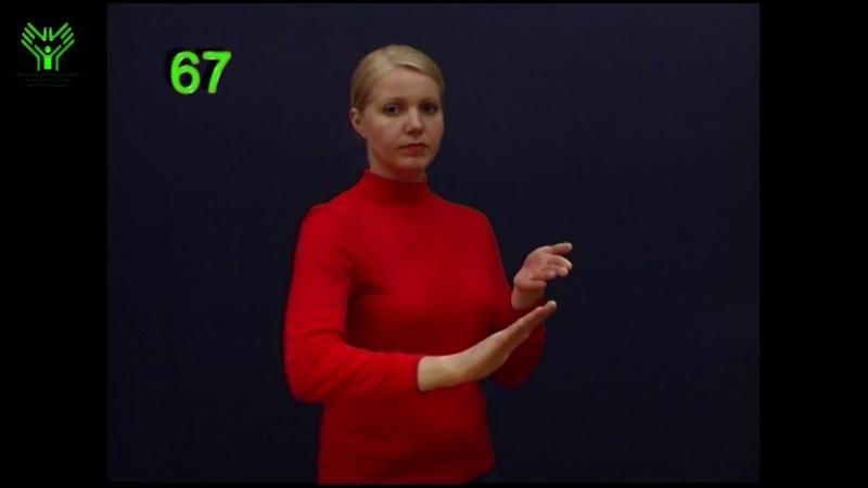 067 Закрыть тему уладить дело Словарь лексики русского жестового языка