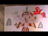 Пэты и пони в рисунках - LPS и Litle Pony - моя колекция рисунков