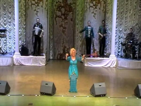 Надежда Кадышева - Вишня; По полю, по чистому; Подари, березка; Я встретил розу