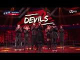 Hit The Stage J Black Crew Concept Show, Devils Match 20160727 EP.01 k-pop
