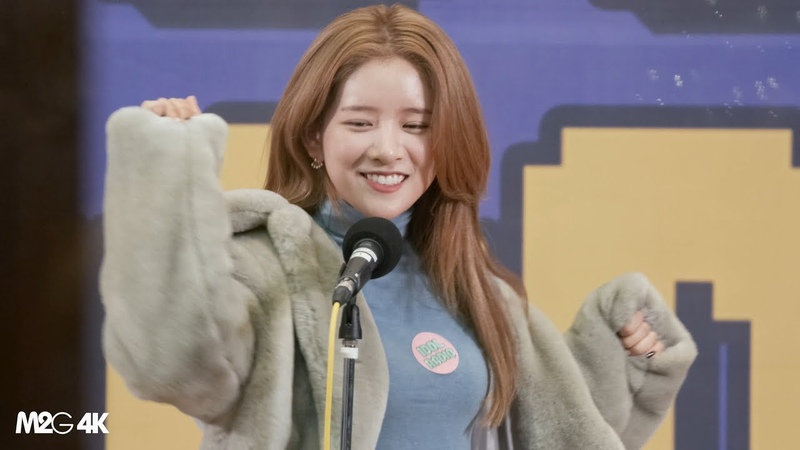 [Fancam] 190109 IDOL RADIO @ Exy