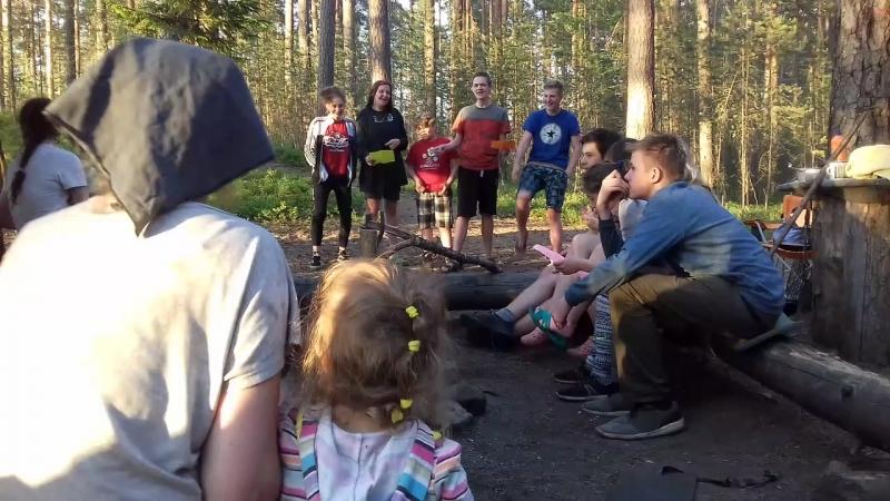 битва хоров - палаточный 2018..