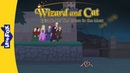 Wizard and Cat 10 | The Crown in the Moat | Fantasy | Little Fox | Animated Stories for Kids