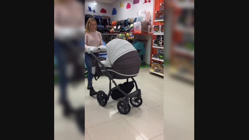 Коляска Indigo CAIMAN на Одуванчик24.рф