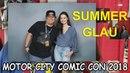 Саммер Глау на Мотор-Сити Комик-Кон 2018 Summer Glau at Motor City Comic Con 2018 - Slideshow SummerGlau СаммерГлау