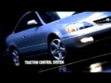 2001 Acura CL commercial