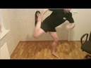 AkTep танцует