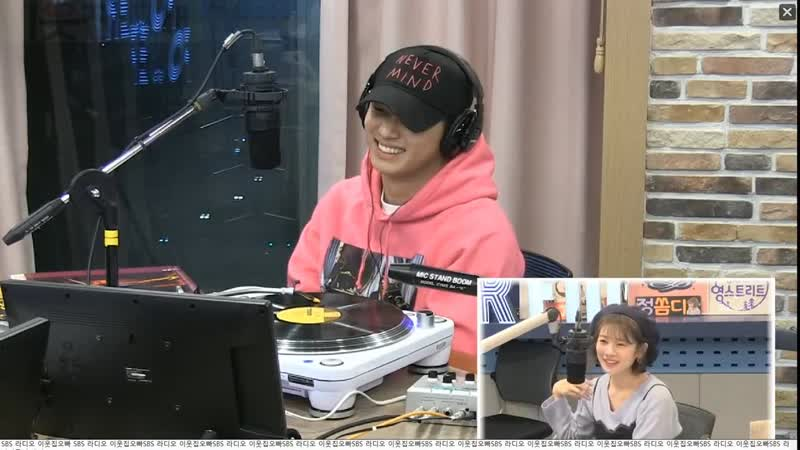 RADIO 14 12 2018 Хёншик @ SBS Jung Somin's Youngstreet Radio