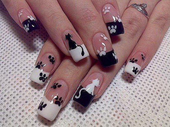Самые красивые ногти vk