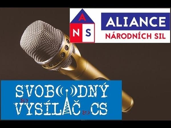 Komentáře ANS k aktuálnímu dění - Kauzy Andreje Babiše - PhDr. V. Vítová Suverenita