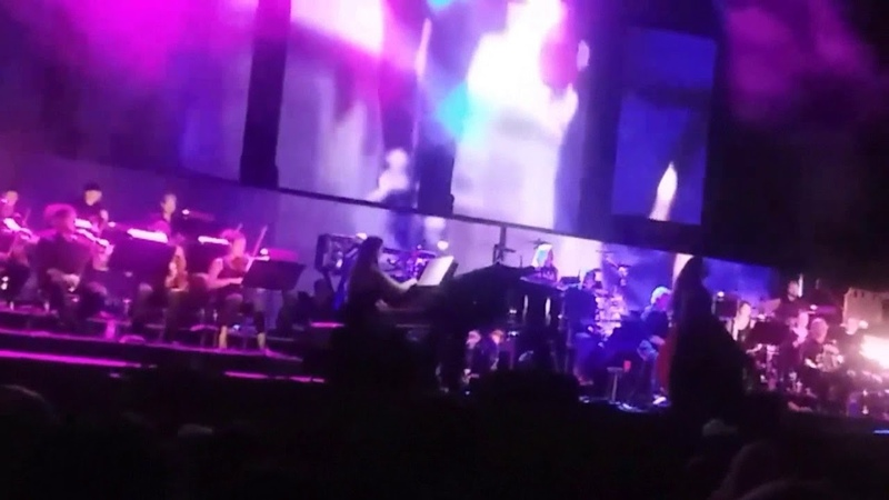 Evanescence - Hi-Lo ft Lindsey Stirling (Simpsonville, SC 8/14/18)