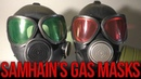 Тонировка противогазов своими руками | Toning the lenses of gas masks DIY