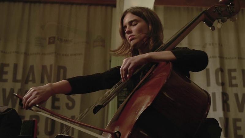Bára Gísladóttir Skúli Sverrisson - Improvisation 1 (Live on KEXP)